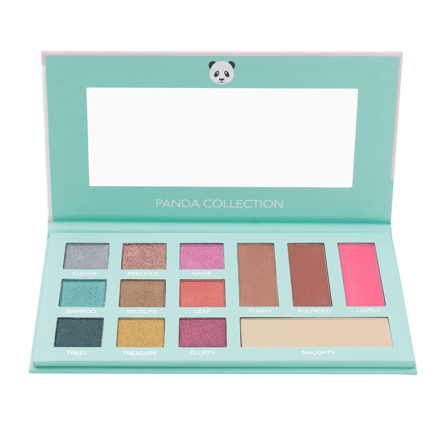 Panda Collection - Paleta Harmony
